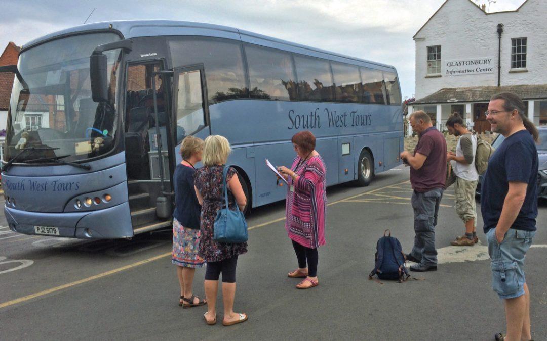 Sacred sites coach tour