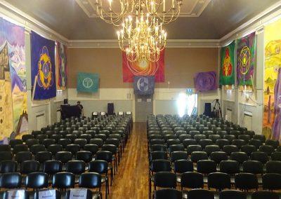 7 - Auditorium ready