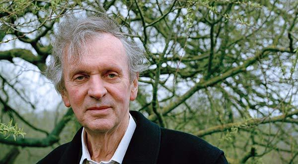 Rupert Sheldrake speaks for the Symposium