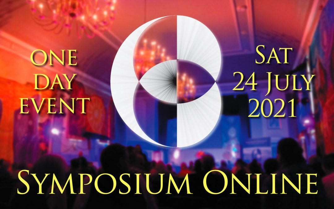 Symposium Online 2021 – booking is live!